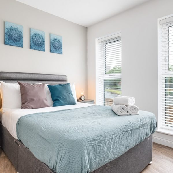 serviced accommodation in Birmingham